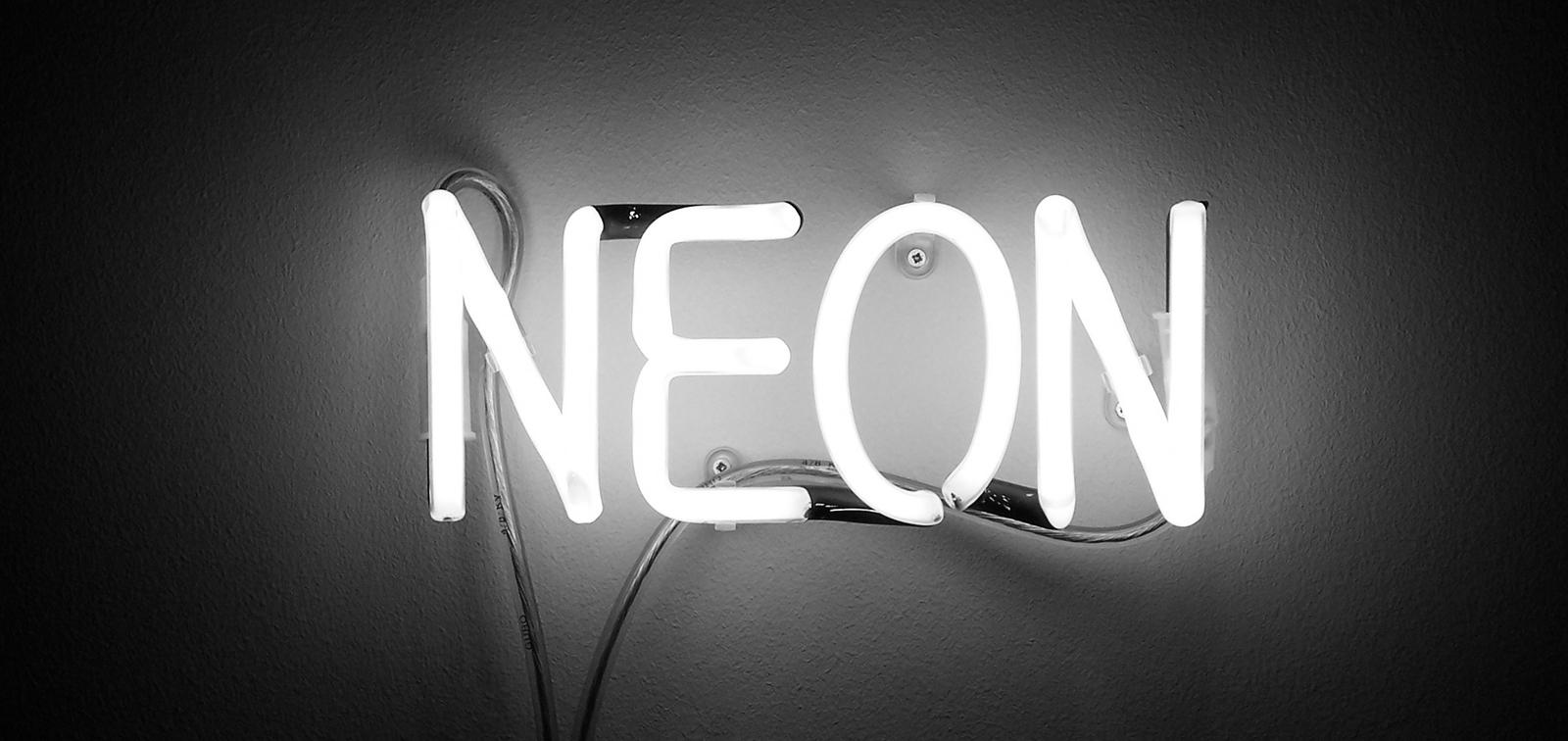 Super Home - Luminart Neon SN56